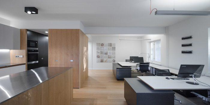 Arkkitehtitoimisto Tarmo Mustonen Oy toimistosisustus sisustussuunnittelu