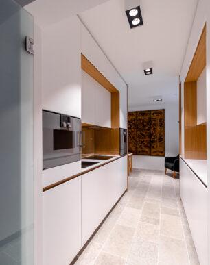 Yksityisasunnon keittiöremontti, Helsinki